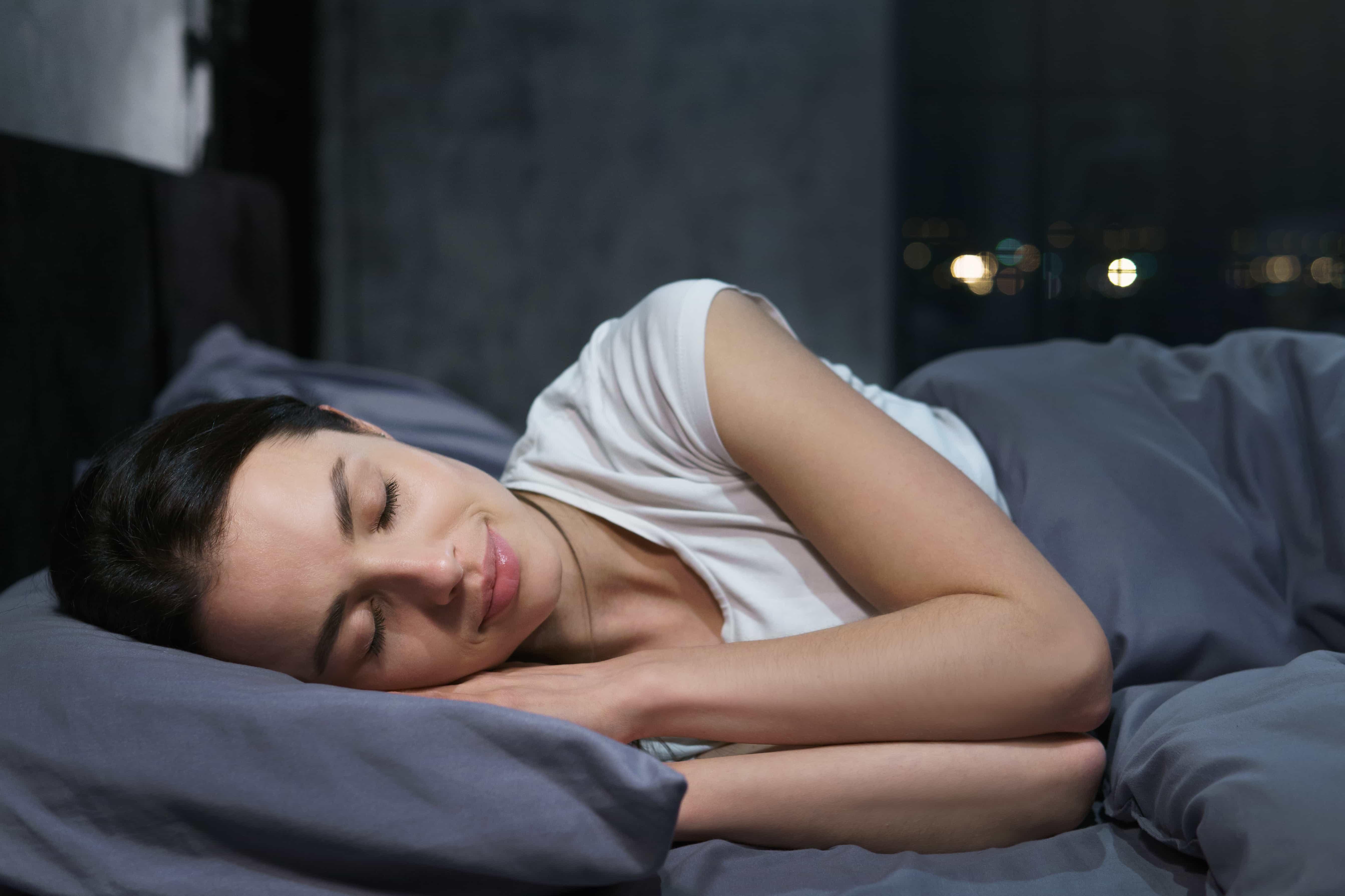 Health Benefits og a Good Nights Sleep