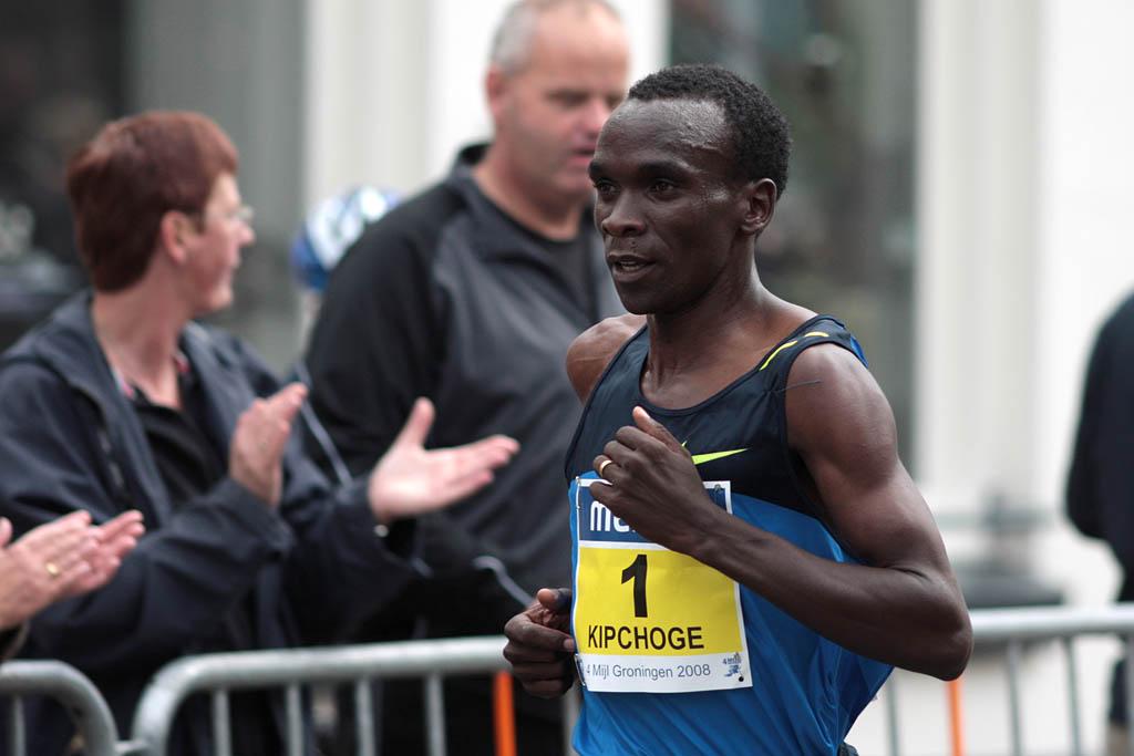 Kenyan Runner Life Insurance