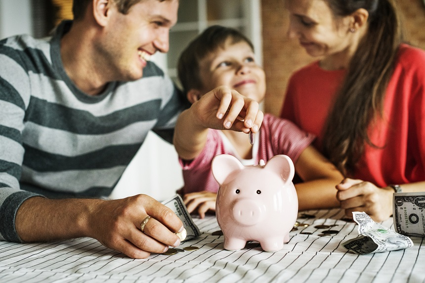 4 Tips for Saving Money with Toddlers